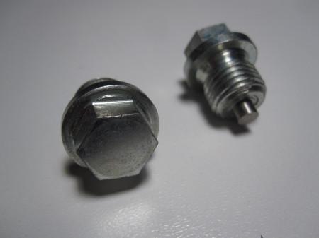 Ablassschraube Magnet